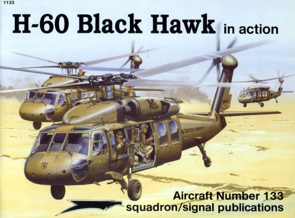 sq1133 H-60 Black Hawk in action