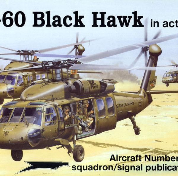 sq1133 H-60 Black Hawk in action