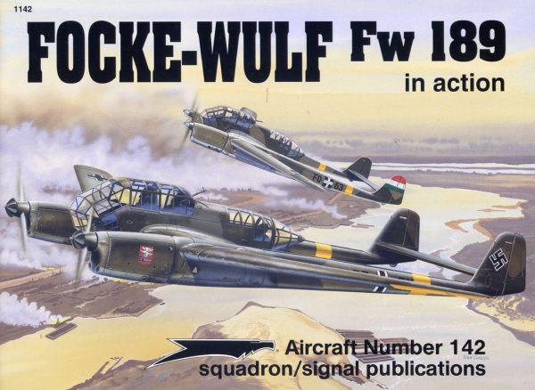 sq1142 Focke-Wulf Fw189 in action