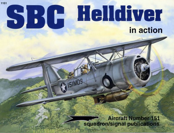 sq1151 SBC Helldiver in action