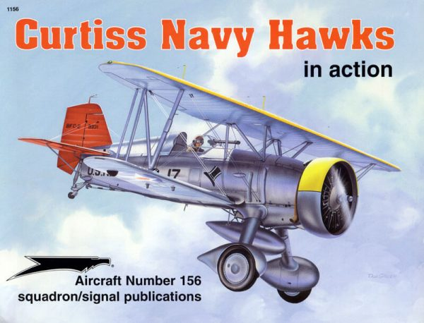 sq1156 Curtiss Navy Hawks in action
