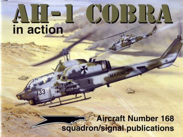 sq1168 AH-1 Cobra in action