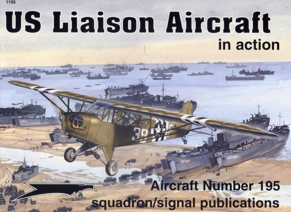 1195 US Liaison Aircraft in action