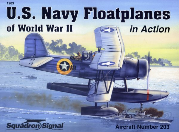 sq1203 U.S. Navy Floatplanes WWII in action