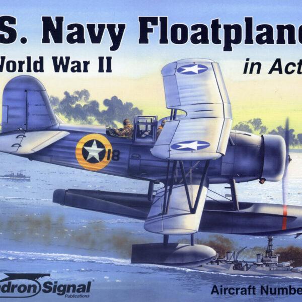 sq1203 U.S. Navy Floatplanes WWII in action