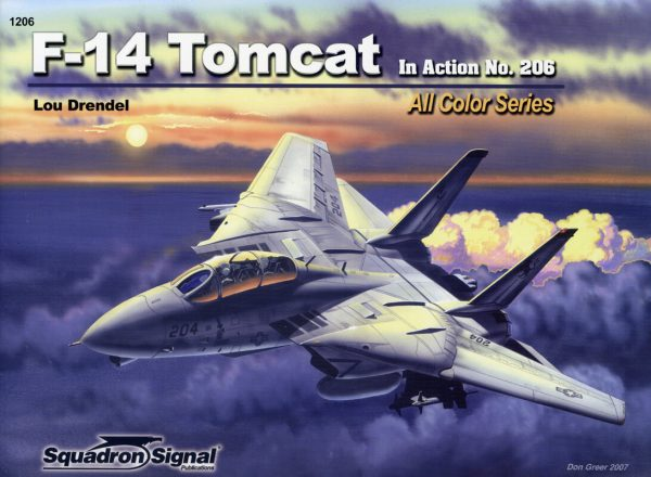 sq1206 F-14 Tomcat In action