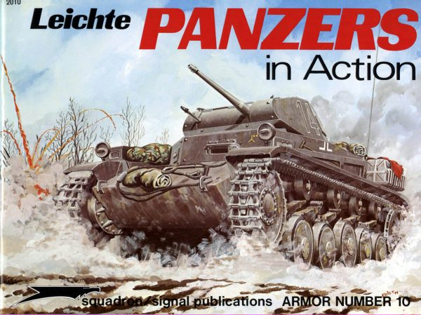 Leichte Panzers in action