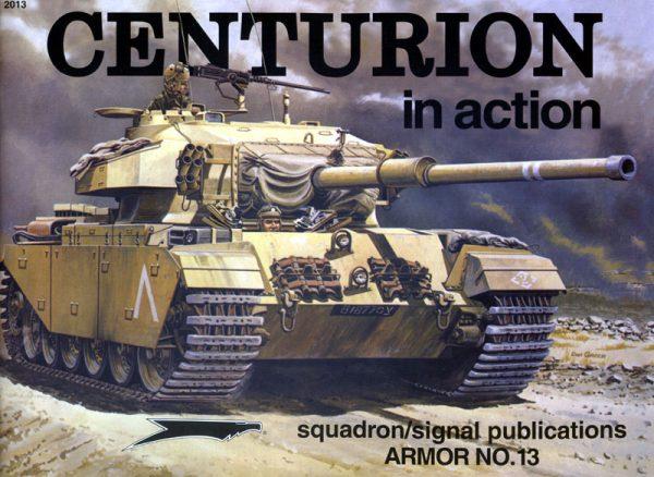 Centurion in action