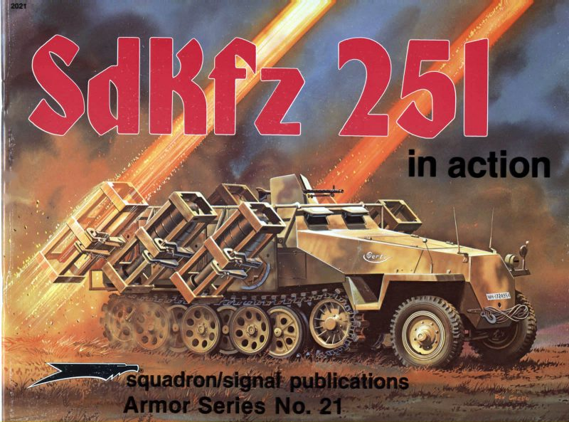 Sdkfz 251 in action