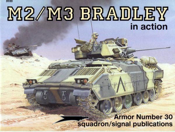 M2 M3 Bradley in action