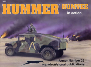 squadron 2032 Hummer HUMVEE in action