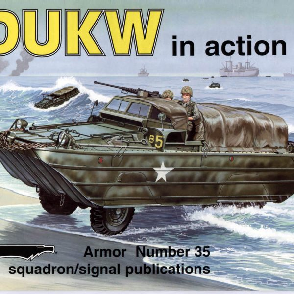 DUKW in action