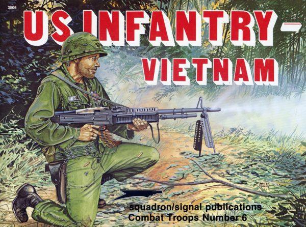 US Infantry Vietnam