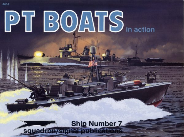 4007 PT Boats in action