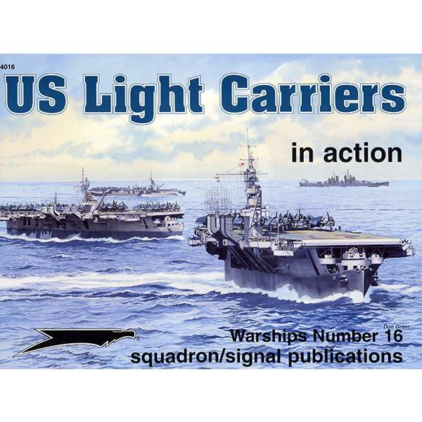 ssquadron 4016 US Light Carriers in action