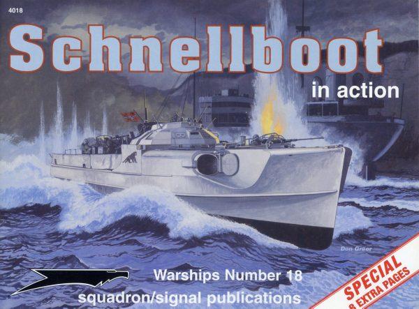 Schnellboot in action Estudio fotográfico de las lanchas torpederas alemanas durante la segunda guerra mundial.