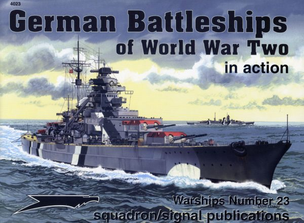 German Battleships of WWII