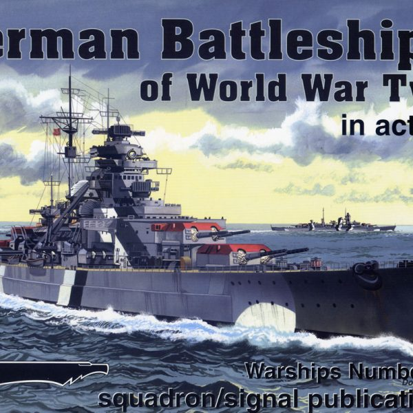 German Battleships of WWII