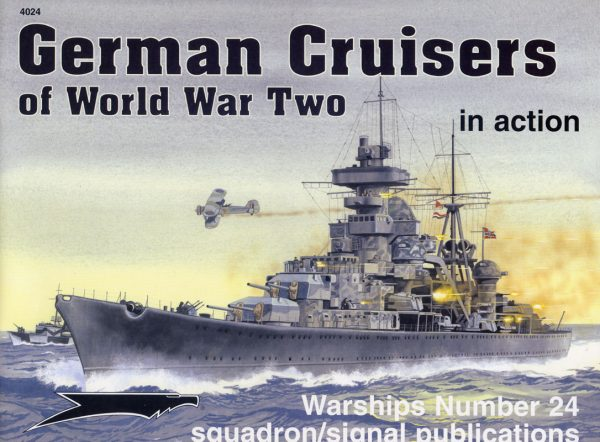 German Cruisers of WWII