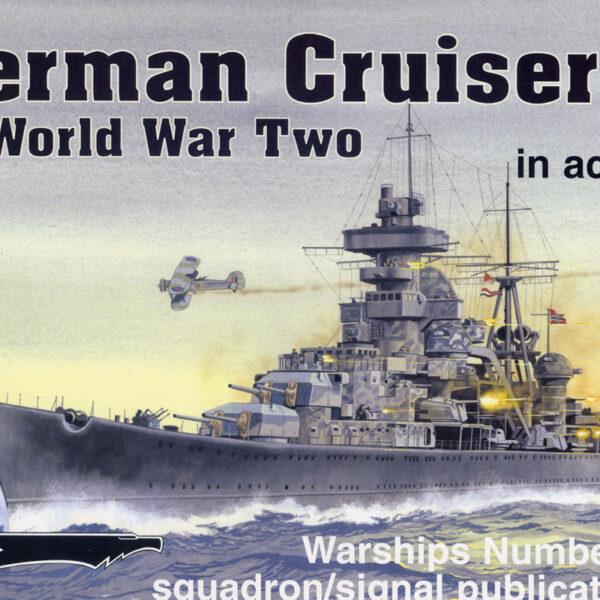 German Cruisers of WWII