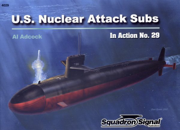 US Nuclear Attack Subs In action