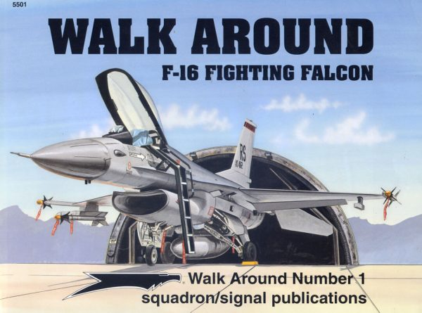 Walk Arround: F-16 Fighting Falcon