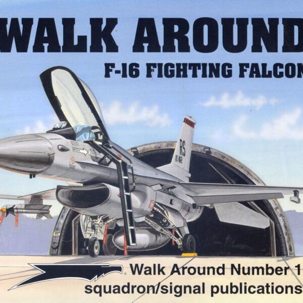 Walk Arround: F-16 Fighting Falcon