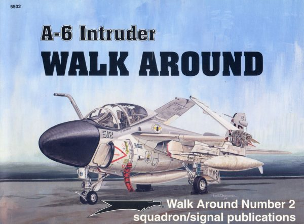 Walk Arround: A-6 Intruder