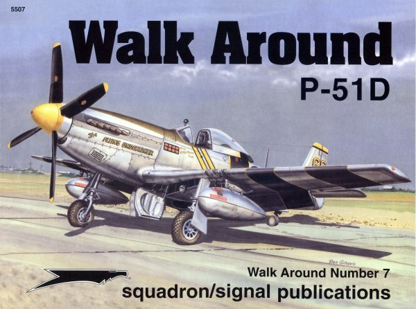 sq5507 Walk Arround: P-51D Mustang