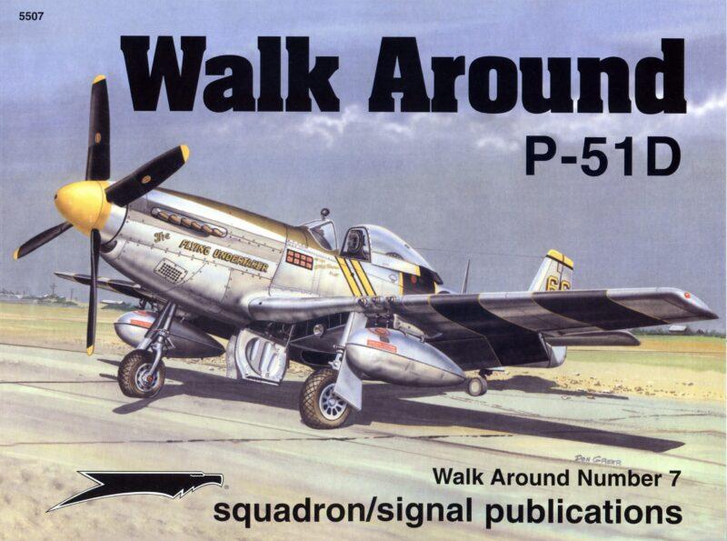 sq5507 Walk Arround: P-51D Mustang