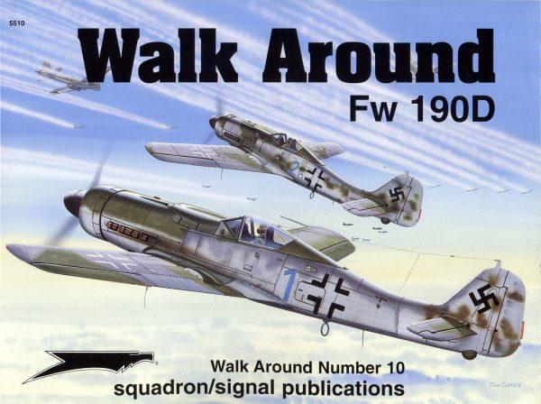Walk Arround: Fw-190D