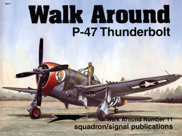 sq5511 Walk Arround: P-47 Thunderbolt