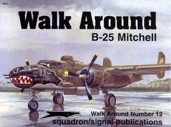 Walk Arround: B-25 Mitchell