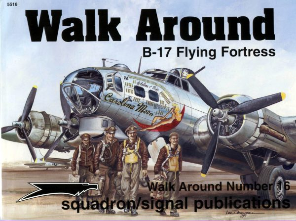 Walk Arround: B-17G Flying Fortress