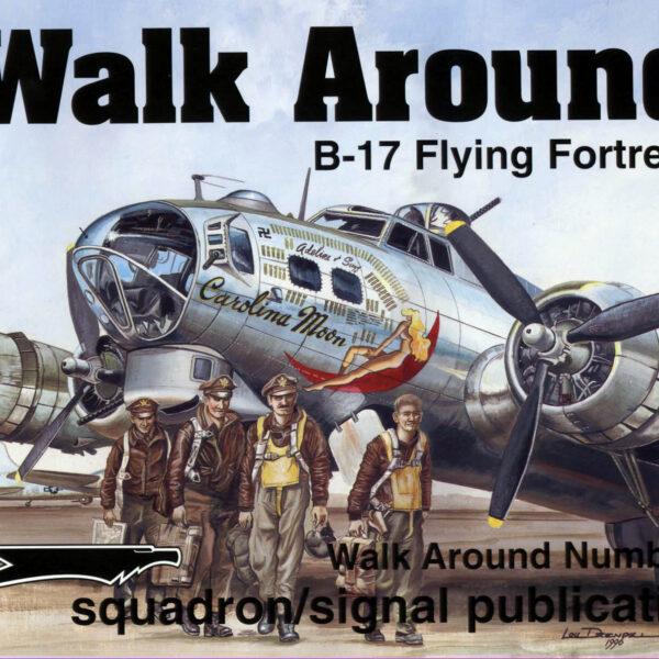 Walk Arround: B-17G Flying Fortress