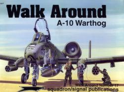 sq5517 Walk Arround: A-10 Warthog