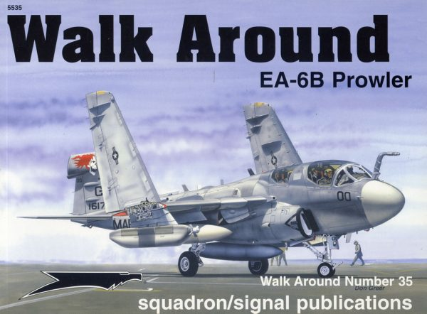 Walk Arround: EA-6B Prowler