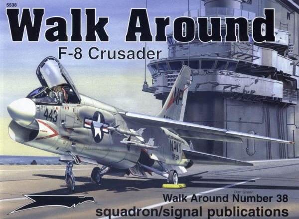 Walk Arround: F-8 Crusader