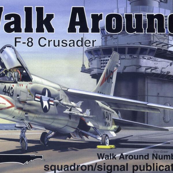 Walk Arround: F-8 Crusader