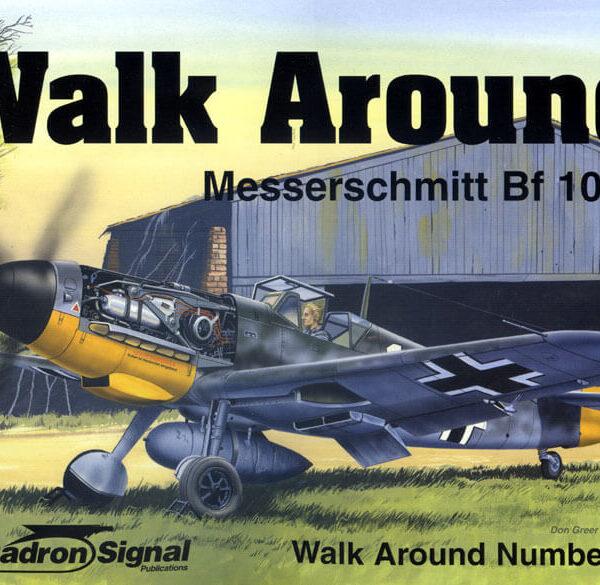 Walk Arround: Messerschmitt Bf109G