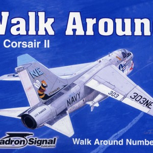 sq5544 Walk Arround: A-7 Corsair II