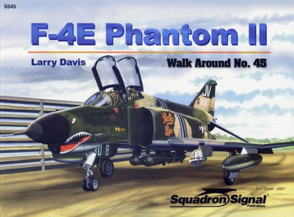 Walk Arround: F-4E Phantom II