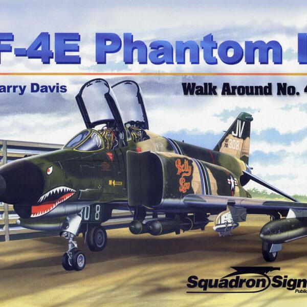 Walk Arround: F-4E Phantom II