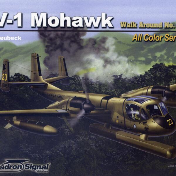 sq5549 Walk Arround: OV-1 Mohawk