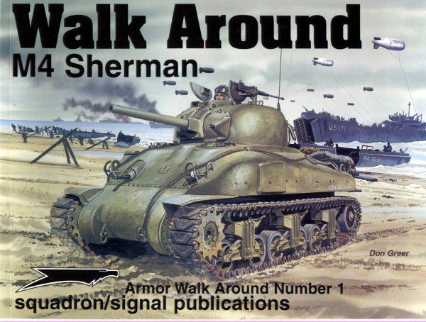 Walk Around M4 Sherman