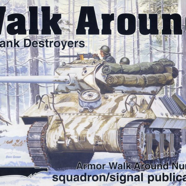 Walk Around US Tank Destroyers