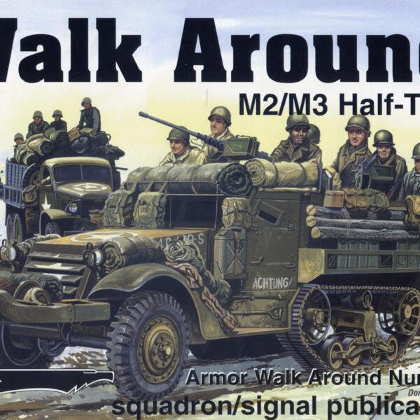Walk Around M2 M3 Half-Track