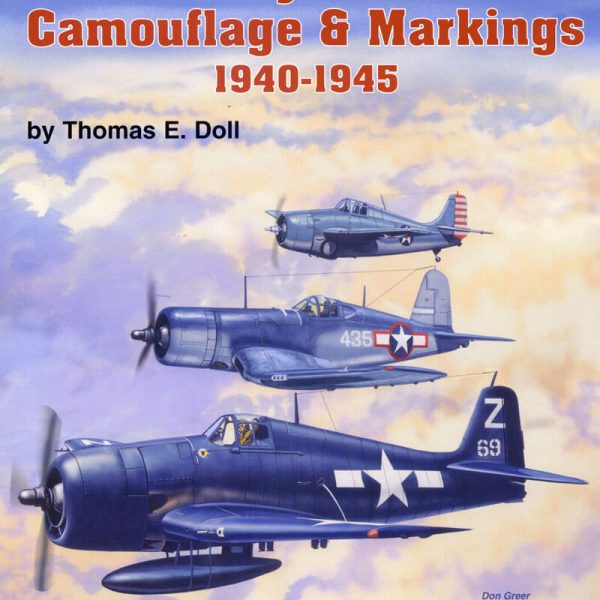 sq6087 US Navy Aircraft Camouflage & Markings 40-45