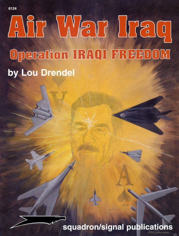 sq6124 Air War Iraq: Operation Iraqui freedom