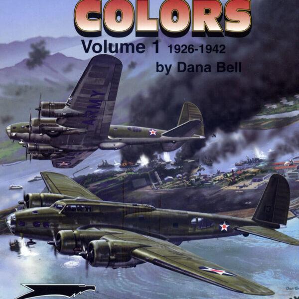 sq6150 Airforce Colors Vol.1 1926-42